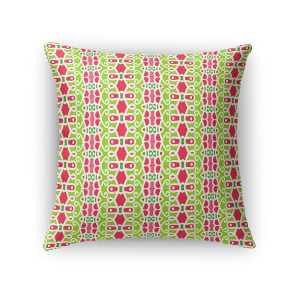 JUBILEE RED Accent Pillow By Kavka Designs
