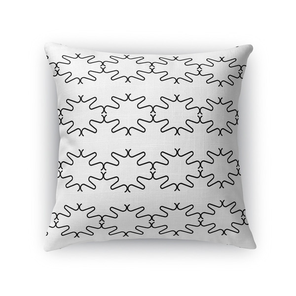 SQUIGGLES Accent Pillow By Kavka Designs