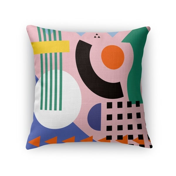 TENNESSEE PINK Accent Pillow By Kavka Designs