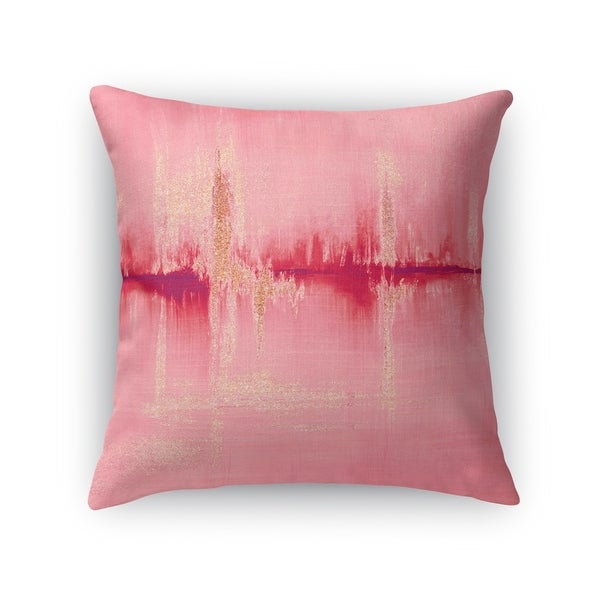 DANTE PINK Accent Pillow By Kavka Designs