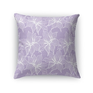 POSEIDON PURPLE Accent Pillow By Kavka Designs