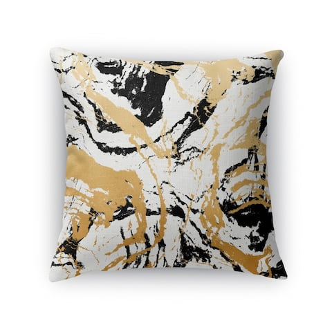 MARBLE Accent Pillow by Kavka Designs