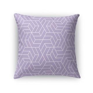 TITAN PURPLE Accent Pillow By Kavka Designs