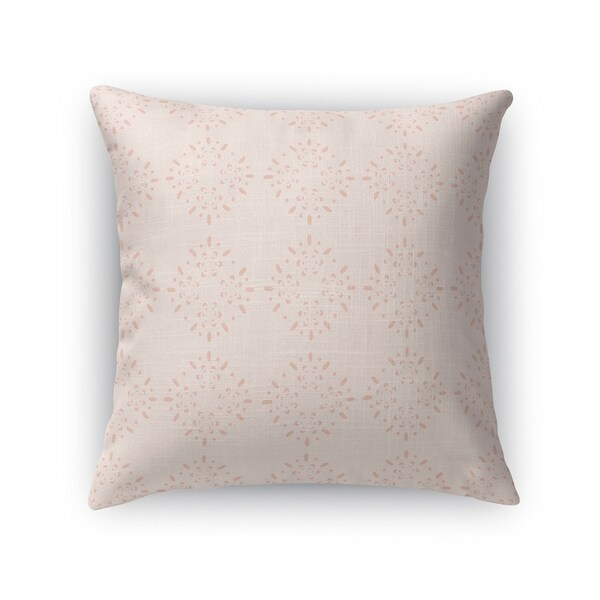 BRILLAR PINK Accent Pillow By Kavka Designs
