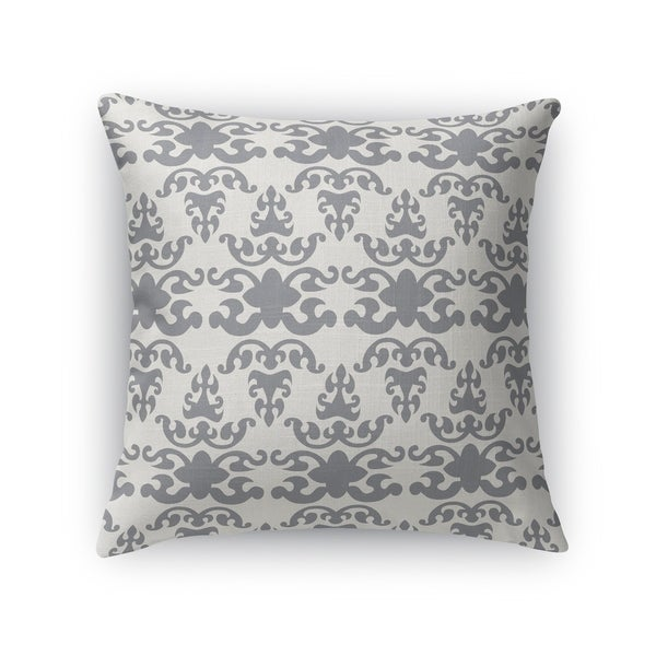 WAT GREY Accent Pillow By Kavka Designs