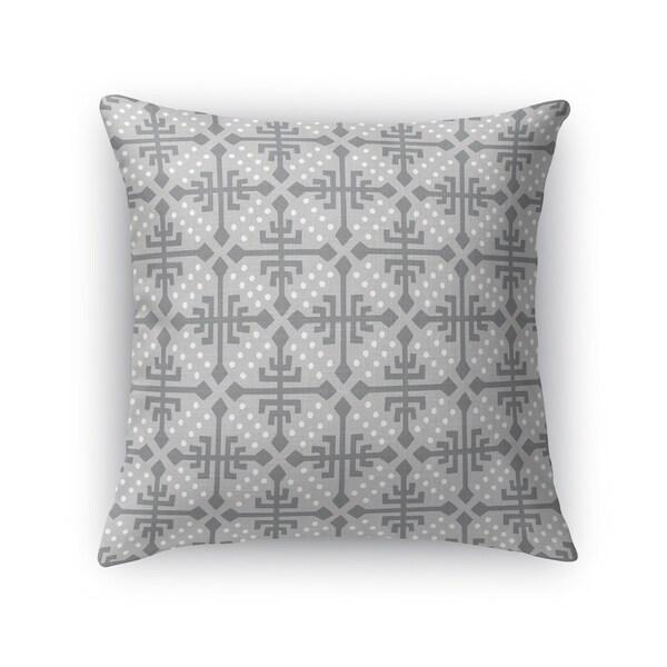 WONDER GREY Accent Pillow By Kavka Designs