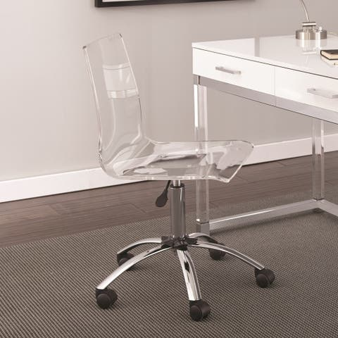 Aerial Adjustable Swivel Office Chair by Greyson Living