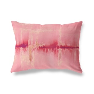 DANTE PINK Lumbar Pillow By Kavka Designs
