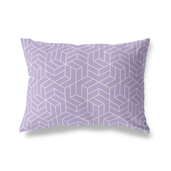 TITAN PURPLE Lumbar Pillow By Kavka Designs