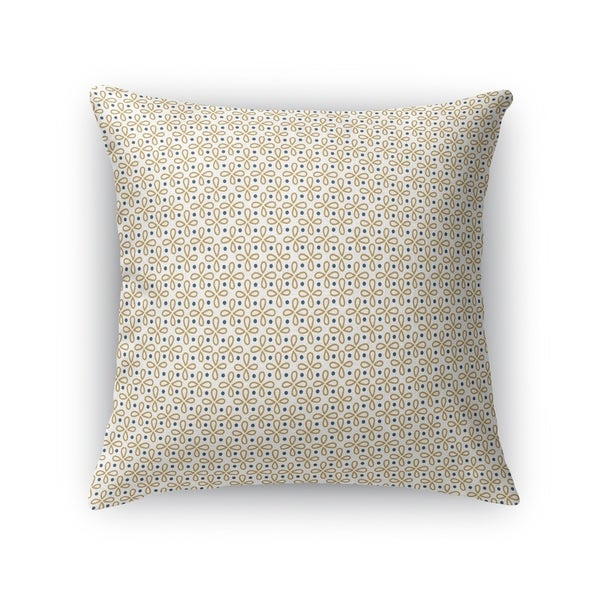 ROSADA GOLD Accent Pillow By Kavka Designs