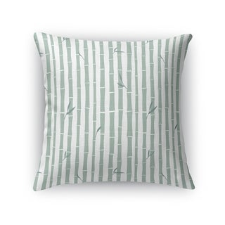 BAMBOO GREEN Accent Pillow By Kavka Designs
