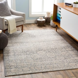 Link to Porch & Den Liz Vintage Traditional Indoor Area Rug Similar Items in Farmhouse Rugs