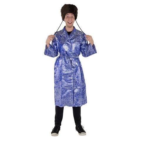 Adult Blue Rabbi Coat - By Dress Up America