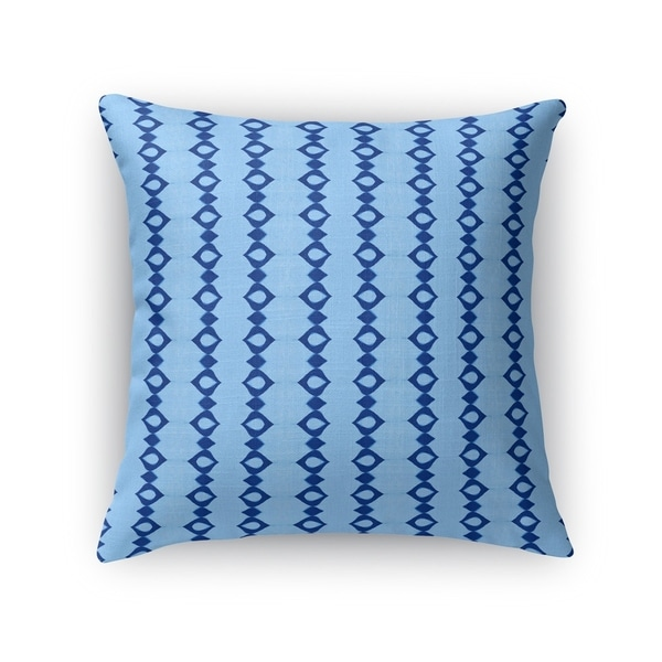 CYANOTYPE BEADS Accent Pillow By Kavka Designs