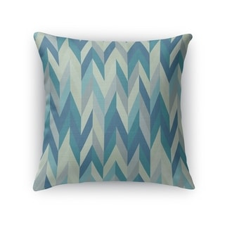 AARON BLUE Accent Pillow By Kavka Designs