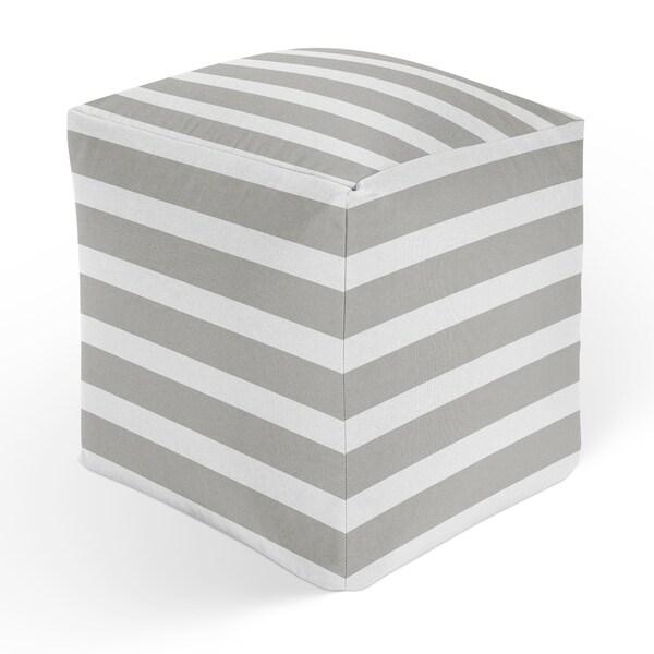 CENTERVILLE Square Pouf By Kavka Designs