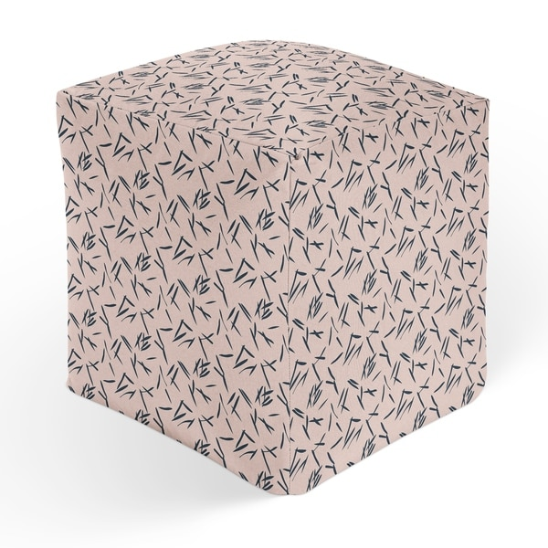 SCATTER Square Pouf By Kavka Designs