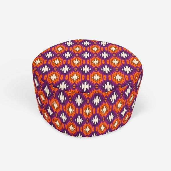 MEX Round Pouf By Kavka Designs