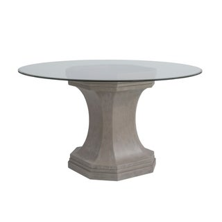 "Link to Laguna Round Dining Table by Palmetto Home - 54"" x 54"" x 30"" Similar Items in Dining Room & Bar Furniture"