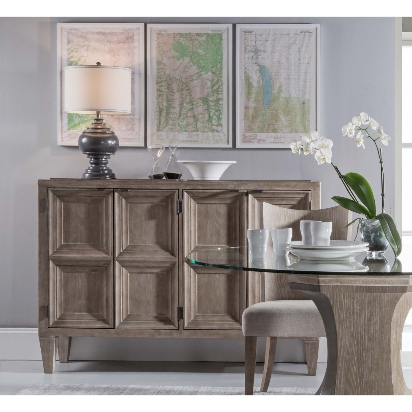 Laguna Credenza Sideboard By Palmetto Home Overstock 28250897