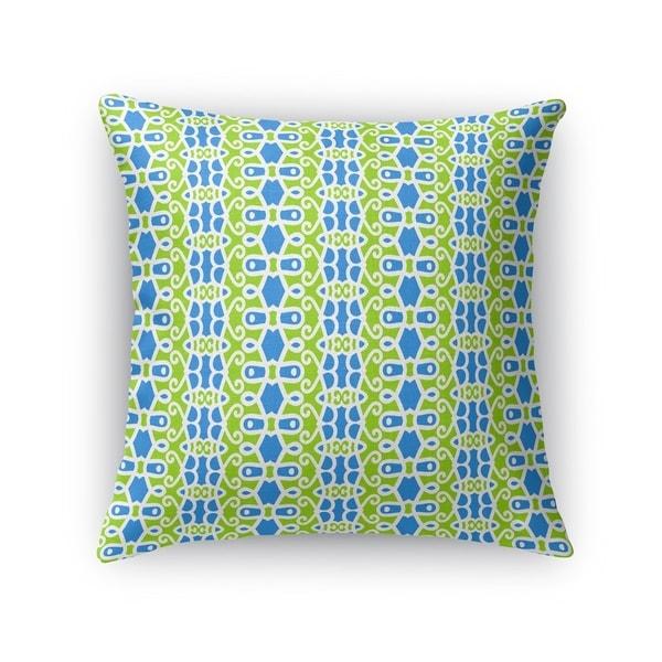 JUBILEE GREEN Indoor|Outdoor Pillow By Kavka Designs