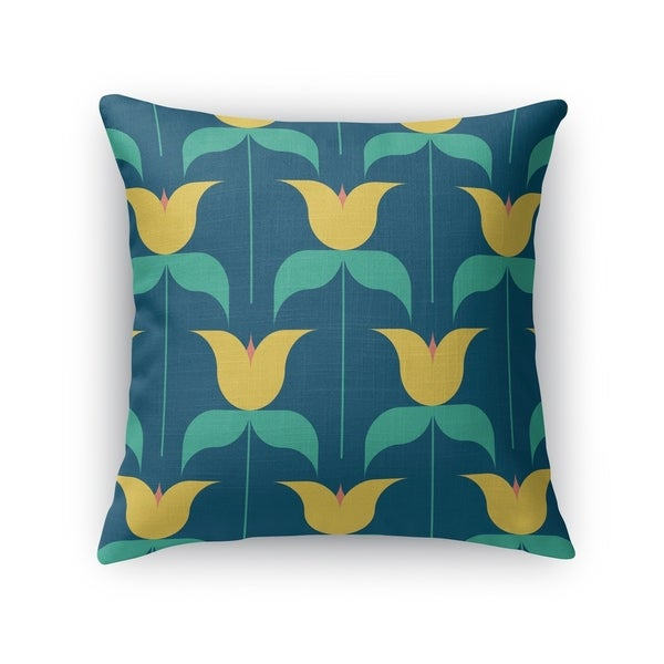 HOLLAND BLUE Indoor Outdoor Pillow By Kavka Designs