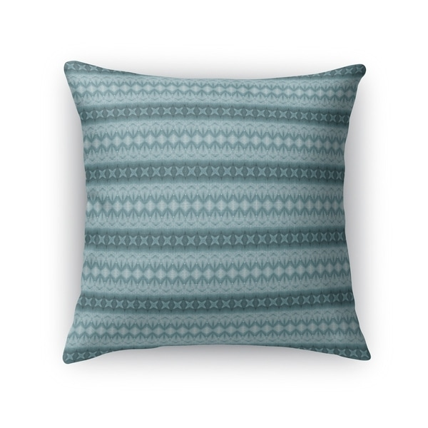 LORNA SEAFOAM Indoor|Outdoor Pillow By Kavka Designs