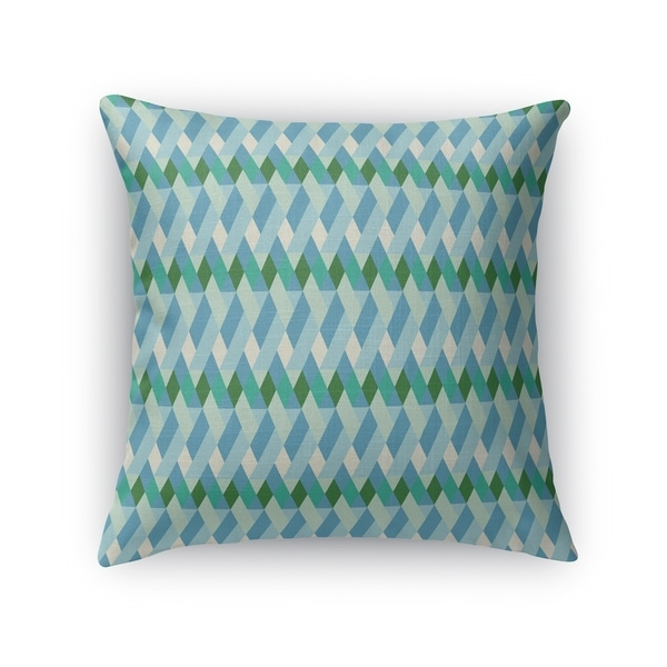 RORY BLUE Indoor|Outdoor Pillow By Kavka Designs