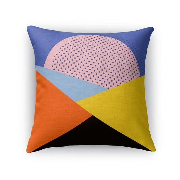MONROE PINK Indoor|Outdoor Pillow By Kavka Designs