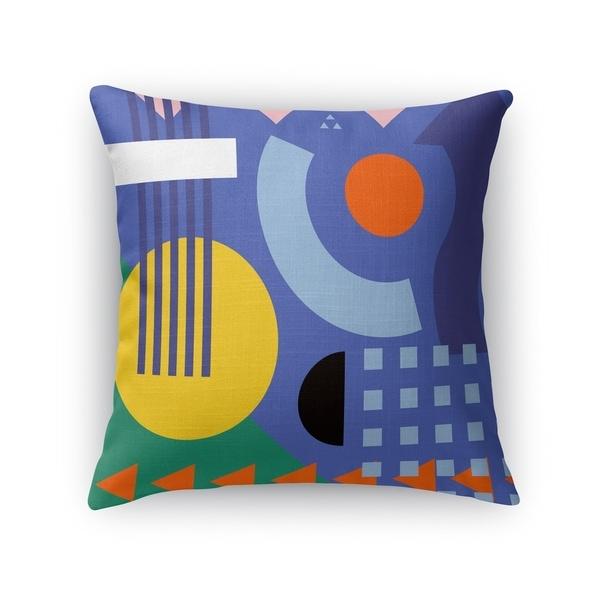 TENNESSEE INDIGO Indoor|Outdoor Pillow By Kavka Designs