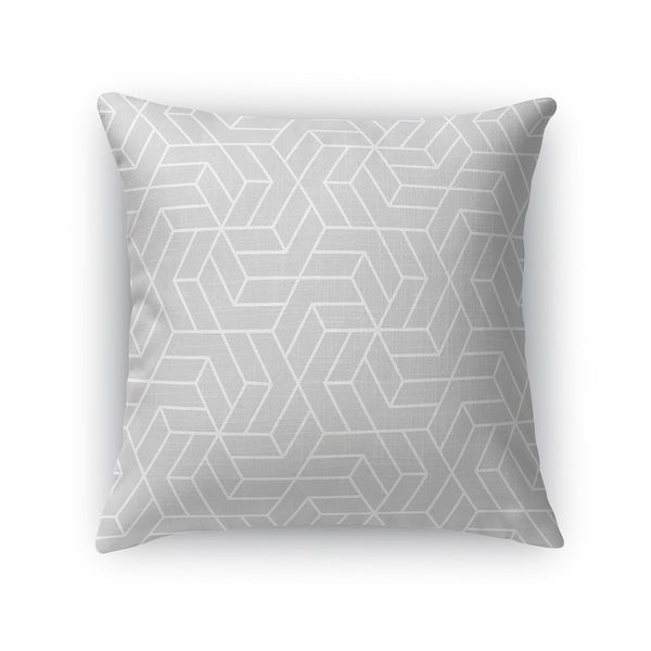 TITAN GREY Accent Pillow By Kavka Designs
