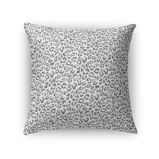 LIGHT LEOPARD Indoor|Outdoor Pillow By Kavka Designs