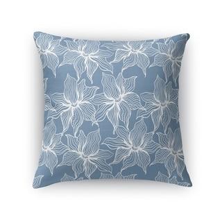 POSEIDON BLUE Accent Pillow By Kavka Designs