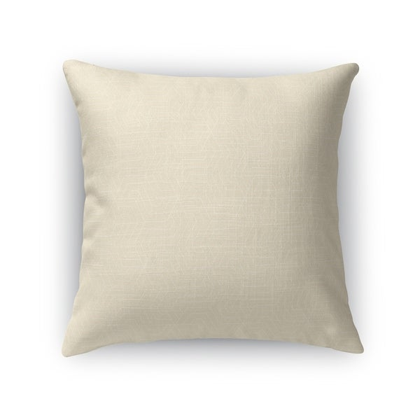 ZEUS OATMEAL Accent Pillow By Kavka Designs