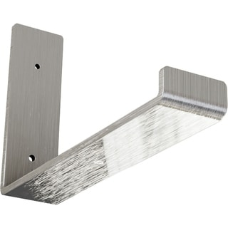 "2""W x 10""D x 6 1/2""H Steel Hanging Shelf Bracket"