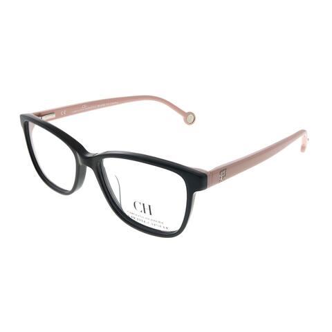 Carolina Herrera Women's Black Frame 50-millimeter Eyeglasses