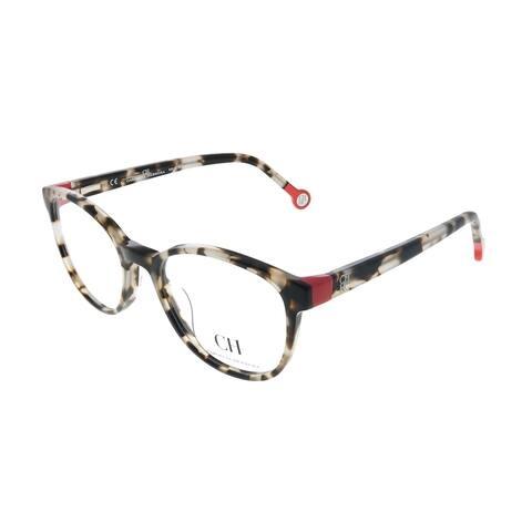Carolina Herrera VHE 680K M65 Light Havana Frame 50mm Women's Eyeglasses