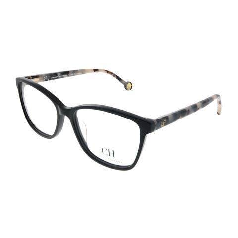 Carolina Herrera VHE 717K 700Y Black Frame 54mm Women's Eyeglasses