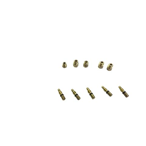 Liquid Propane LP Conversion Kit for Thor Kitchen HRG3080U-BS Gas Range