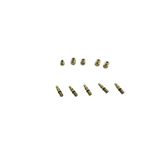 Liquid Propane LP Conversion Kit for Thor Kitchen HRG3080U Gas Range