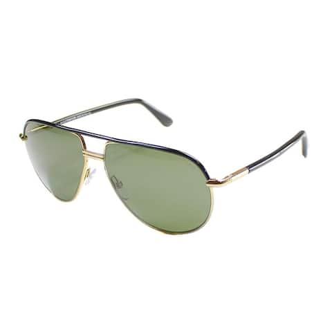 c9eccb1ebc Tom Ford Cole TF 285 01J Unisex Black Frame Roviex Polarized Lens Sunglasses