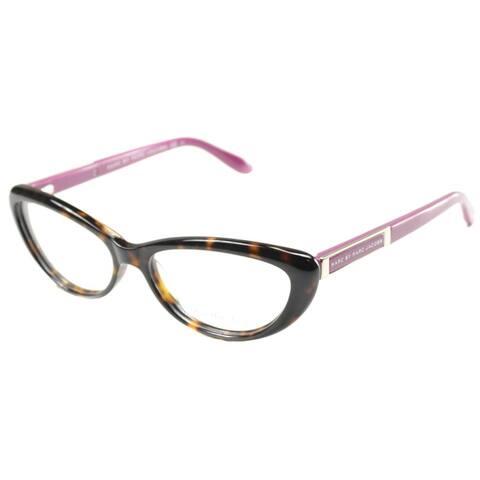 Marc by Marc Jacobs MMJ 570 C4B 53mm Womens Havana Pink Frame Eyeglasses 53mm