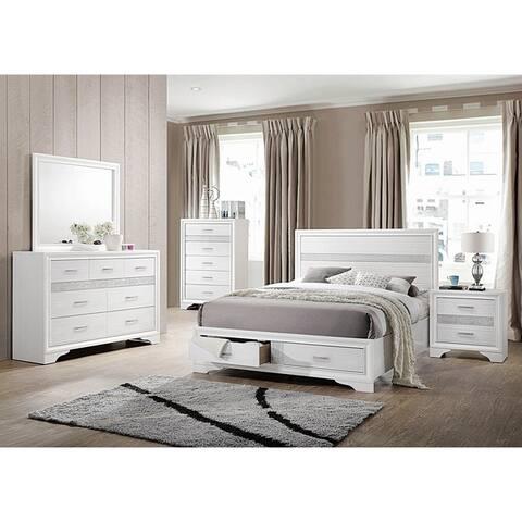 Terrific Buy White Bedroom Sets Online At Overstock Our Best Interior Design Ideas Lukepblogthenellocom