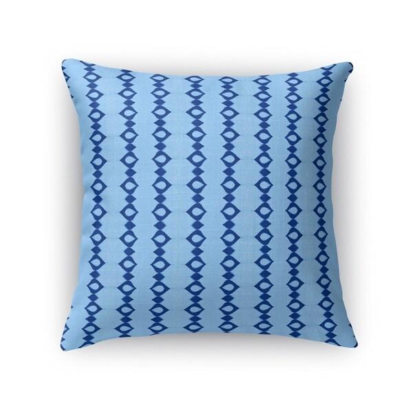 CYANOTYPE BEADS Indoor|Outdoor Pillow By Kavka Designs