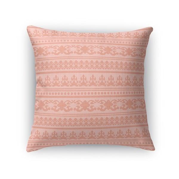 ANGKOR CORAL Indoor Outdoor Pillow By Kavka Designs