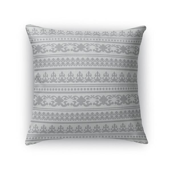 ANGKOR GREY Indoor|Outdoor Pillow By Kavka Designs