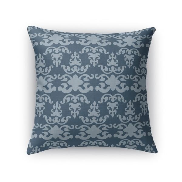 WAT NAVY Indoor|Outdoor Pillow By Kavka Designs