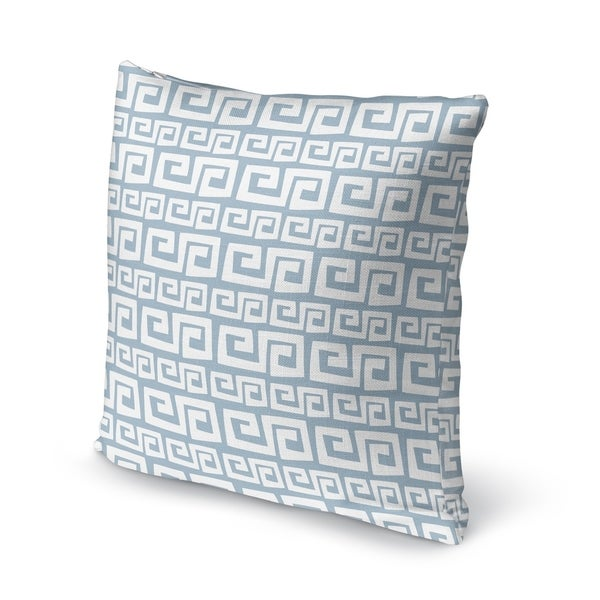 DYNASTY BLUE Indoor|Outdoor Pillow By Kavka Designs