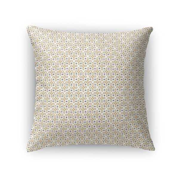 ROSADA GOLD Indoor|Outdoor Pillow By Kavka Designs