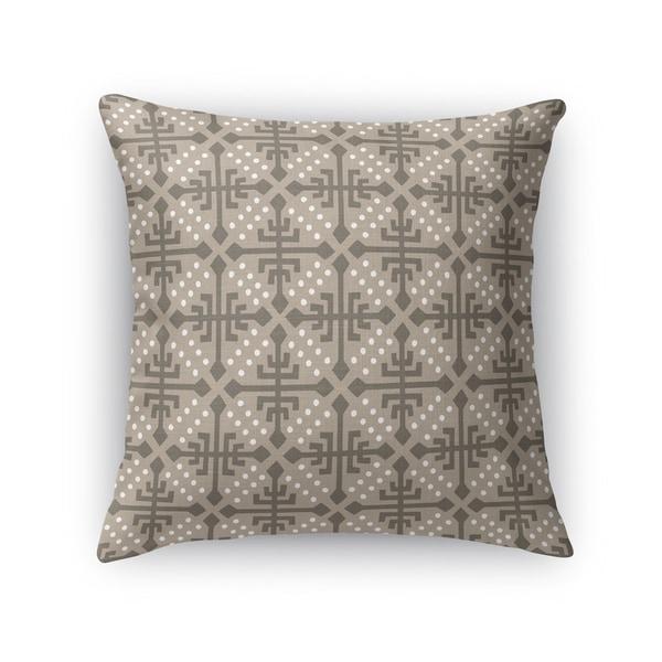 WONDER NATURAL Indoor|Outdoor Pillow By Kavka Designs
